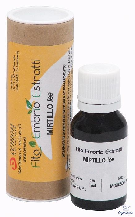 FEE MIRTILLO 15 ML