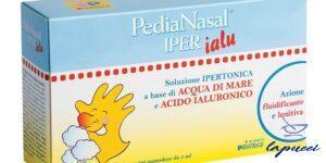 PEDIANASAL IPER SOLUZIONE IPERTONICA CON ACIDO IALURONICO 20FLA