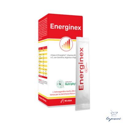 ENERGINEX 10 STICK-PACK 10 ML