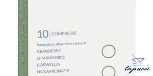 KISTINOX ACT 10 COMPRESSE