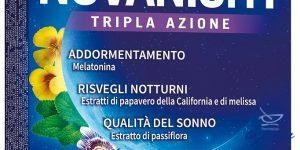 NOVANIGHT 30 COMPRESSE RILASCIO RAPIDO