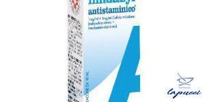 IMIDAZYL ANTISTAMINICO collirio 10 ml 1 mg/ml  1 mg/ml