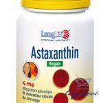 LONGLIFE ASTAXANTHIN 30 PERLE VEG