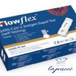 ACON FLOWFLEX SARS-COV-2 TEST RAPIDO ANTIGENICO AUTODIAGNOSIKIT