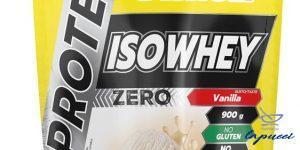 PROACTION PROTEIN ISOWHEY ZERO VANILLA 900 G