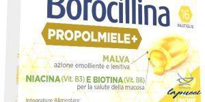 NEOBOROCILLINA PROPOLMIELE MIELE/LIMONE 16 PASTIGLIE