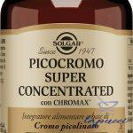 PICOCROMO SUPERCONCENTRATO 90 CAPSULE VEGETALI