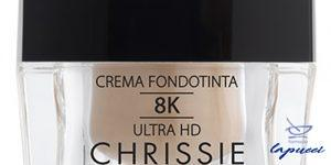 CHRISSIE 101 CREMA FONDOTINTA 8K ULTRA HD SPF 15 30 ML