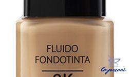 CHRISSIE 102 FLUIDO FONDOTINTA 8K ULTRA HD SPF 15 30 ML
