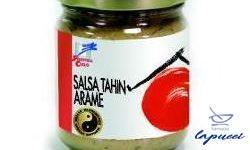 SALSA TAHIN-ARAME 180 G