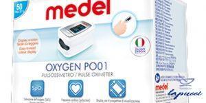 PULSOSSIMETRO MEDEL OXYGEN PO01