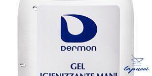 DERMON GEL IGIENIZZANTE MANI 100 ML 70% ALCOOL