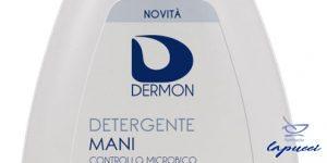 DERMON DETERGENTE MANI CONTROLLO MICROBICO 200 ML