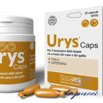 URYS CAPS 30 CAPSULE