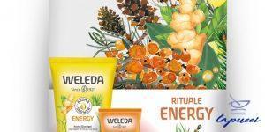 BOX NATALE RITUALE ENERGY 2 PEZZI 1 ENERGY DOCCIA AROMA SHOWER
