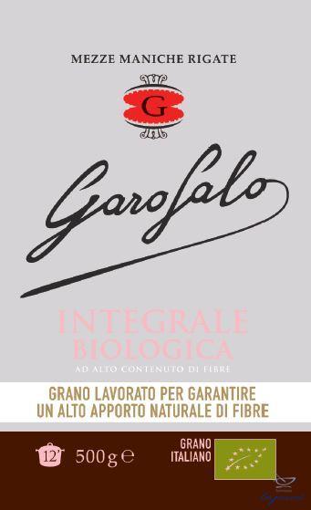 GAROFALO SPAGHETTI INTEGRALI BIO 500 G