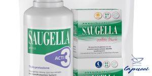 SAUGELLA ACTI3 SCATOLE ASSORBENTI GIORNO E NOTTE