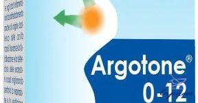 ARGOTONE 0-12 GOCCE NASALI 20 ML